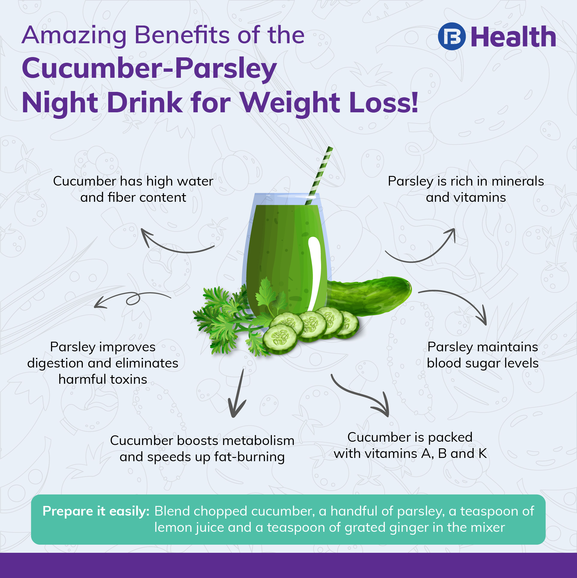 healthy weight loss drink