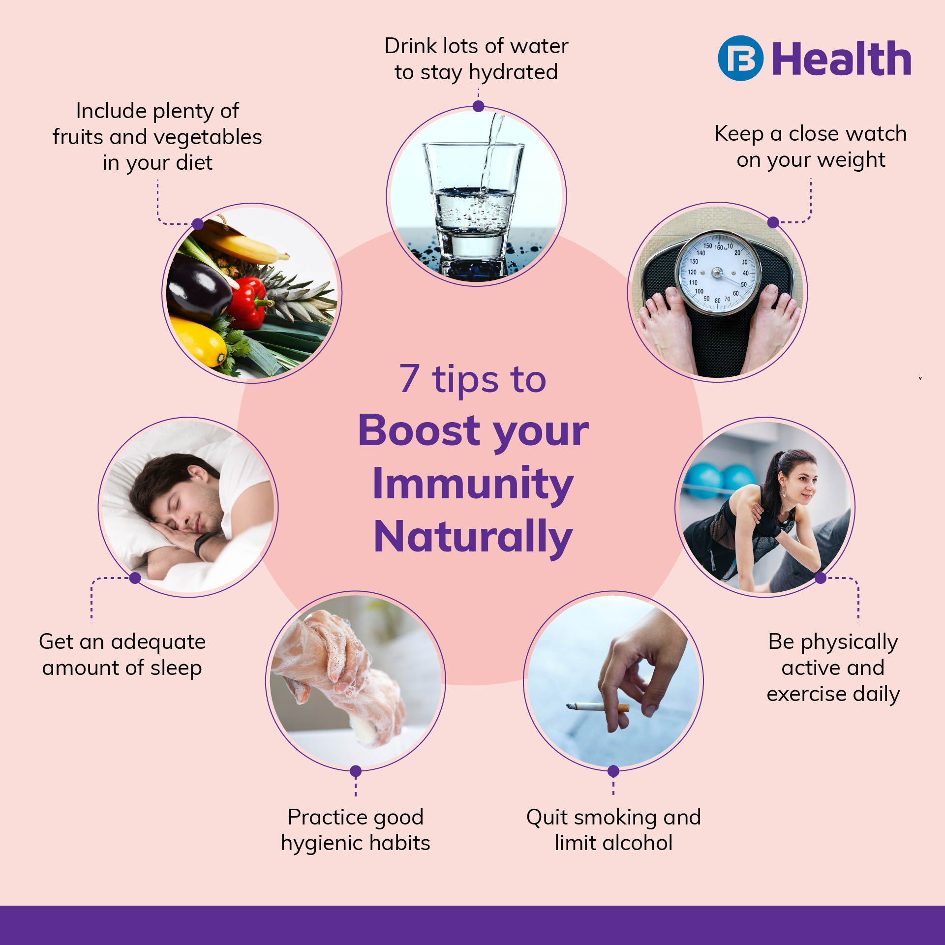 tips to boost immunity naturally